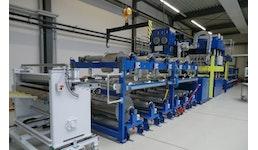 Organosheet Presssystem KV 260.05, Pressen für Kunststoffe