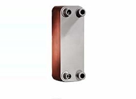 RENNER Sicherheitswärmetauscher komplett eingebaut für RS 18,5