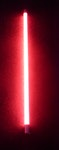 LED Leuchtstab 18 Watt 1800 Lumen 123cm IP20 rot #8216