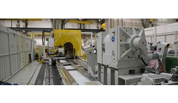 Modernisierung, Überholung der Maschinenmechanik und -steuerung