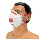 """FFP3 Atemschutzmaske mit Ventil """"GREEN DEVIL"""", VE=10 Stück"""