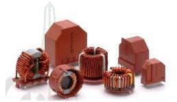 Stromkompensierte Funkentstördrosseln 2- und 3-phasig für die Leistungselektronik