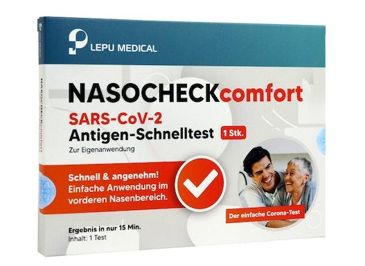 Lepu Nasocheck 1er Testkit!