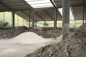 Abfallentsorgung Boden