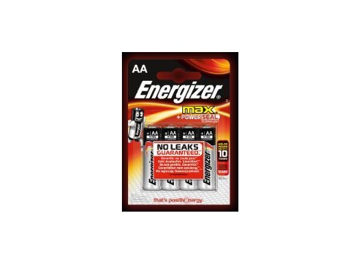 Energizer Max Powerseal