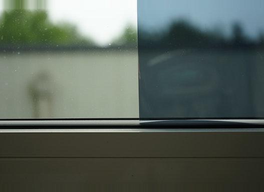 Sichtschutzfolie silber innen | Silver 20