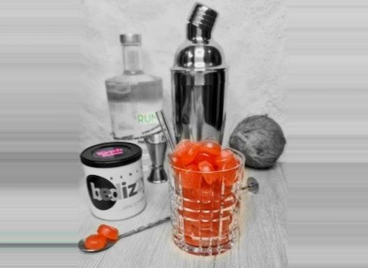 Kirsch-Colada Bedizzy Alkoholische Fruchtgummi