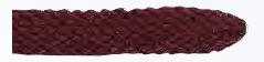 Schnürsenkel Art. 4 flach
