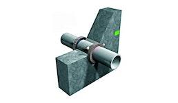 PYRO-SAFE Firestop pipe sleeve