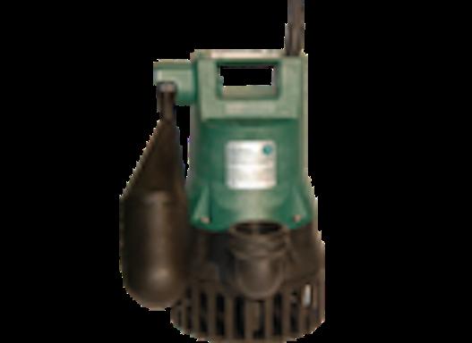 Tauchpumpen mit überflutbaren Motoren