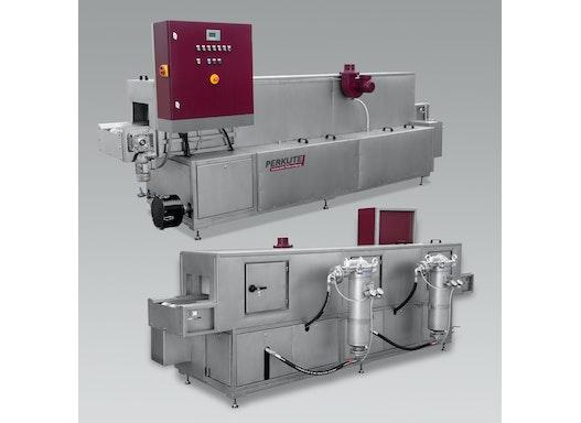 Durchlauf – Teilereinigungsanlage Clean-o-mat TW