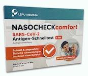 NASOCHECK Comfort Schnelltest 1 Test, Einzelverpackt