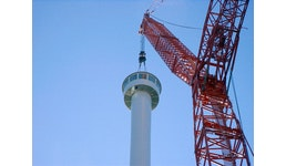 Türme für Windkraftanlagen Spezialkonstruktion