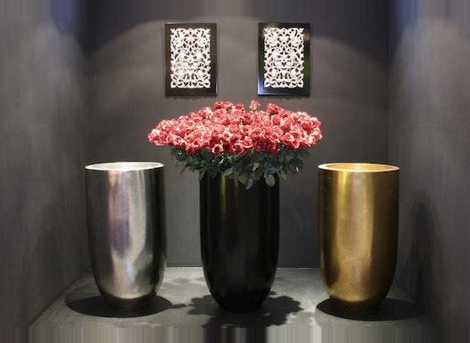 Pflanzgefäße – Übertöpfe, Vasen, Schalen