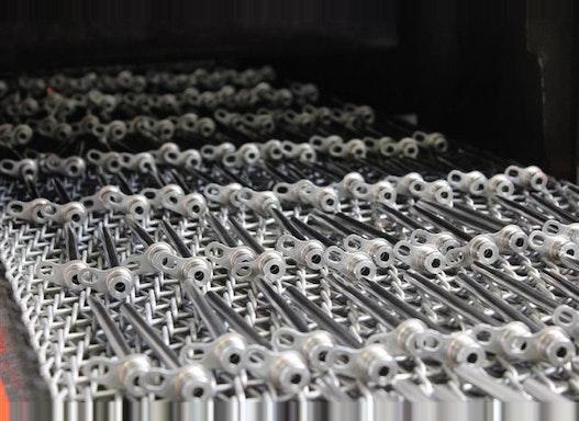 Hartlöten von Metallteilen