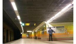 Bahnhofdecke und ballwurfsichere Decke  VES-L131 BS