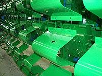 Serienbeschichtungen für die metallverarbeitende Industrie