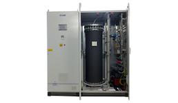 Ozonanlagen für Sauerstoffbetrieb Modellreihe TITAN