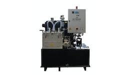 Rösler Prozesswasser-Kreislaufsystem