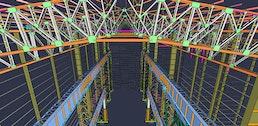 Stahlbau - 3D-Modellierung (1/3)