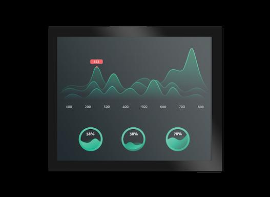 TFT Monitore, Monitore, Touch, Colour, TFT