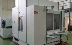 Schwäbische Werkzeugmaschinen SW BA W04-42