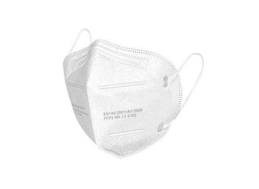FFP2 Atemschutzmaske ohne Ventil, CE-zertifiziert