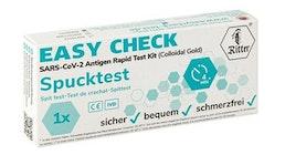 Dr. Ritter Easy Check Spucktest