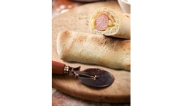 Pizza Rolle Vienesse
