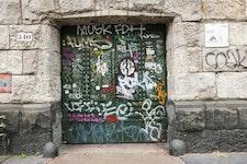 Nachhaltige Graffitientfernung und -prophylaxe