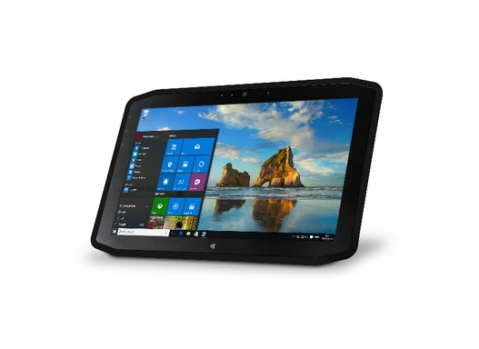 "Robustes 12,5"" Windows Tablet PC Xplore XSlate R12 (Rugged, i5, 8GB, 128GB, LTE, GPS, SmartCard Reader)"