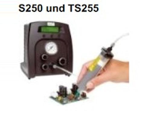 TS250 manuelles Dosiersystem