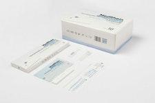 Green Spring Antigen Schnelltest ( Nasal, Rachen & Nasen ) von Lvshiyuan Biotechnology