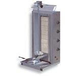 NORTH Gas-Gyros/Dönergrill DG104, 13,6 kW für 60-65 kg Fleisch