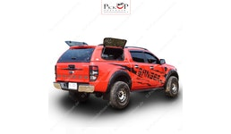 ADVANCED Hardtop Dach Aufbau für FORD RANGER Doppelkabine XLT Wildtrak Raptor Pickup