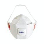 FFP3 Dräger Atemschutzmasken mit Ventil
