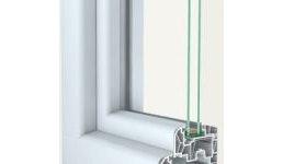 Kunststoff-Fenster 88+ Aludeck rund