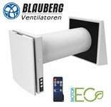 BLAUBERG Einzelraumlüftung VENTO EXPERT A50-1 PRO mit Wärmerückgewinnung - Ventilator / Lüfter (8022999)