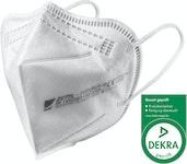 Zettl Futurus O FFP2 Maske, Atemschutzmaske in Deutschland hergestellt, DEKRA CE zertifiziert, einzeln verpackt