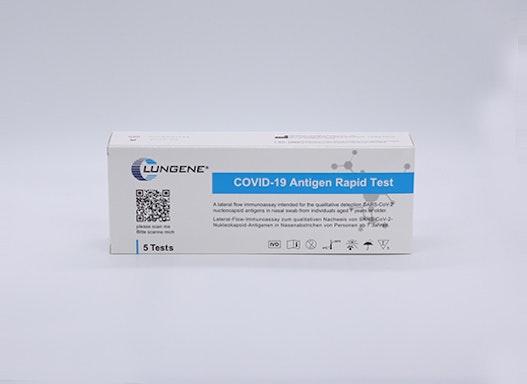 Clongene COVID-19 Antigen Laientest – 5er