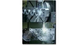 CNC-Fräsen und Bohren