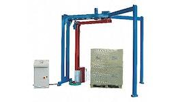 Halbautomatischer Palettenstretcher TOSA 041