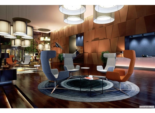 LEXI Loungemöbel / Sitzmöbel für den Empfangsbereich