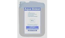 bidestilliertes Wasser 10 Liter