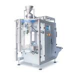 Vertical packing machine BASIS 10/10M Vertikale Verpackungsmaschine