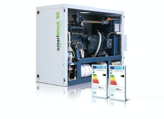 KWEnergie Smartblock 50 (Blockheizkraftwerke)