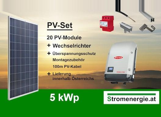 Premium PV-Set 5kWp