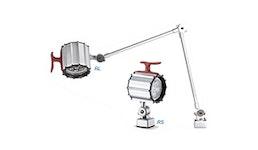M-LITE LED IP 65 RL/RS |  LED Maschinenleuchten 6W für 24V