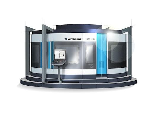 Variomatic RTC Rundtaktmaschine