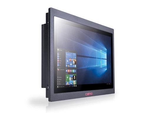 "Industrieller Panel-PC ""Calmo"" Einbauvariante            15""-21,5""            Intel Celeron/i3/i5/i7"
